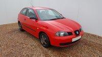 2004 SEAT IBIZA 1.2 12V 3d 63 BHP £599.00