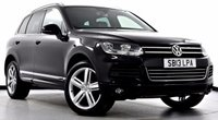 USED 2013 13 VOLKSWAGEN TOUAREG 3.0 TDI V6 Altitude Tiptronic 4x4 5dr (start/stop)  Sat Nav, Heated Seats, DAB