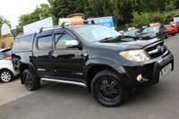 USED 2009 09 TOYOTA HILUX 3.0 INVINCIBLE D-4D AUTOMATIC