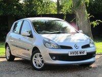 2006 RENAULT CLIO 1.4 DYNAMIQUE 16V 5d 98 BHP £1990.00