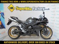 USED 2008 08 YAMAHA R1  GOOD & BAD CREDIT EXCEPTED, OVER 500+ BIKES