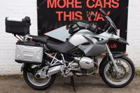 2007 BMW R SERIES R1200 GS 1200cc ABS £4990.00