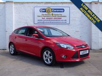 USED 2011 11 FORD FOCUS 2.0 ZETEC TDCI 5d AUTO 139 BHP Low Mileage Automatic 50+MPG 0% Deposit Finance Available