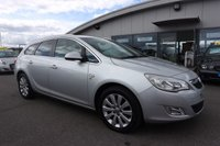 USED 2011 60 VAUXHALL ASTRA 2.0 SE CDTI 5d 157 BHP LOW DEPOSIT OR NO DEPOSIT FINANCE AVAILABLE.