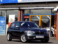 USED 2015 64 BMW 1 SERIES 2.0 116D SE 5dr 114 BHP *ONLY 9.9% APR with FREE Servicing*