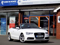 USED 2013 63 AUDI A5 2.0 TFSi S LINE SPECIAL EDITION 2dr 222 BHP *ONLY 9.9% APR*