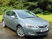 USED 2011 11 VAUXHALL ASTRA 2.0 ELITE CDTI S/S 5d 157 BHP FULL AA 128 POINT INSPECTION