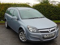 USED 2010 10 VAUXHALL ASTRA 1.6 LIFE A/C 5d * 128 POINT AA INSPECTED * 12 MONTHS AA BREAKDOWN COVER *