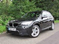USED 2014 63 BMW X1 2.0 SDRIVE18D M SPORT 5d AUTO 141 BHP