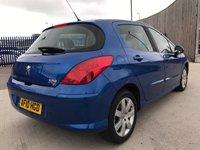 USED 2010 10 PEUGEOT 308 1.6 SPORT HDI 5d 89 BHP
