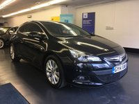 USED 2014 14 VAUXHALL ASTRA 1.4 GTC SRI S/S 3d 138 BHP 1 PRIVATE  OWNER, FULLY PREPARED WITH A FULL SERVICED AND NEW MOT ,