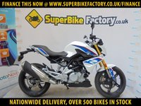 USED 2017 17 BMW G310R  GOOD & BAD CREDIT EXCEPTED, OVER 500+ BIKES