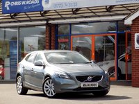 USED 2014 14 VOLVO V40 1.6 D2 SE LUX 5dr AUTO  *ONLY 9.9% APR with FREE Servicing*