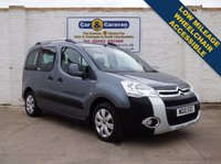 USED 2010 10 CITROEN BERLINGO 1.6 MULTISPACE XTR HDI 5d 90 BHP Mobility Wheelchair Accessible  Low Mileage Air Conditioning
