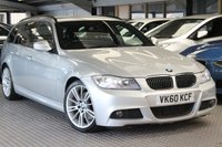 USED 2010 60 BMW 3 SERIES 3.0 325D M SPORT TOURING 5d 202 BHP