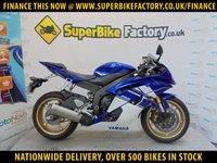 USED 2011 11 YAMAHA R6  GOOD & BAD CREDIT EXCEPTED, OVER 500+ BIKES