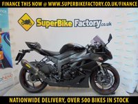 USED 2012 62 KAWASAKI ZX-6R  GOOD & BAD CREDIT EXCEPTED, OVER 500+ BIKES