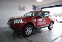 USED 2011 61 LAND ROVER FREELANDER 2.2 TD4 XS 5d 150 BHP