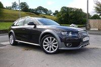 USED 2011 11 AUDI A4 ALLROAD 2.0 ALLROAD TDI QUATTRO NAVIGATION NAVIGATION-PDC-H SEATS-SPEC+++