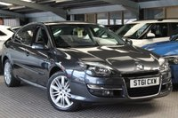 USED 2011 61 RENAULT LAGUNA 2.0 DYNAMIQUE TOMTOM INITIALE LUXE PACK DCI 5d 150 BHP