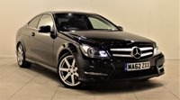 USED 2012 62 MERCEDES-BENZ C CLASS 1.6 C180 BLUEEFFICIENCY AMG SPORT 2d AUTO 154 BHP + 2 PREV OWNERS + FULL SERVICE HISTORY