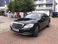 2011 MERCEDES-BENZ S CLASS 3.0 S350 BLUETEC L 4d AUTO 258 BHP £13990.00