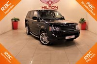 USED 2011 61 LAND ROVER RANGE ROVER SPORT 3.0 TDV6 HSE 5d AUTO 245 BHP To Apply for a Finance! Simply Fill in the Application below and we will get back to you ASAP..