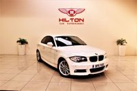 USED 2011 11 BMW 1 SERIES 2.0 118D M SPORT 2d AUTO 141 BHP + EXCELLENT CONDITION IN/OUT