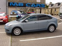 USED 2008 58 FORD FOCUS 2.0 TITANIUM TDCI 5d 136 BHP TURBO DIESEL