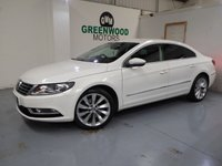 2014 VOLKSWAGEN CC 2.0 TDI BlueMotion Tech GT 4dr £8494.00