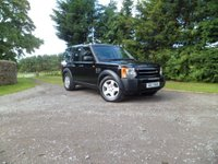 2005 LAND ROVER DISCOVERY 2.7 3 TDV6 S 5d AUTO 188 BHP £5490.00