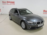 USED 2015 64 BMW 3 SERIES 2.0 320D EFFICIENTDYNAMICS BUSINESS TOURING 5d AUTO 161 BHP