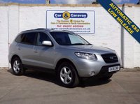 USED 2006 06 HYUNDAI SANTA FE 2.2 GSI CRTD 5d AUTO 148 BHP 0% Deposit Finance Available