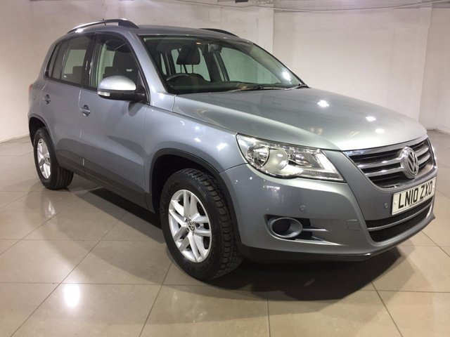 View our 2010 10 VOLKSWAGEN TIGUAN 2.0 S TDI 4MOTION 5d AUTO 138 BHP