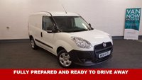USED 2015 64 FIAT DOBLO 1.3 16V MULTIJET 90 BHP Very Low Mileage *Drive Away Today* Call 01709 866668 **Drive Away Today** Over The Phone Low Rate Finance Available, Just Call us on 01709 866668