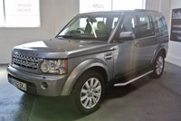 USED 2013 62 LAND ROVER DISCOVERY 3.0 4 SDV6 XS 5d AUTO 255 BHP