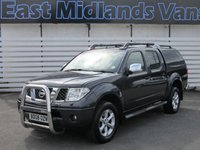 USED 2008 08 NISSAN NAVARA 2.5 LONG WAY DOWN EXPEDITION DCI D/C 1d 169 BHP