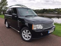 USED 2007 56 LAND ROVER RANGE ROVER 3.6 TDV8 VOGUE 5d AUTO 272 BHP **REAR ENTERTAINMENT**