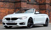 2014 BMW 4 SERIES 2.0 420D M SPORT 2d AUTO 181 BHP - [ PRO MEDIA ] £22975.00