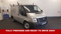 USED 2011 61 FORD TRANSIT 2.2 280 LR Full Service History