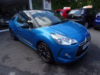 USED 2012 61 CITROEN DS3 1.6 E-HDI DSTYLE PLUS 3d 90 BHP Private Sale, Service History, NEW MOT (to be completed), One Previous Owner, Superb on fuel! FREE Road Tax, Diesel