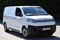 USED 2016 16 CITROEN DISPATCH 1.6 M 1000 X BLUEHDI S/S 6d 114 BHP EURO 6 MWB FWD DIESEL PANEL MANUAL VAN ONE OWNER FULL S/H SPARE KEY EURO 6 START STOP TECHNOLOGY