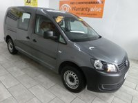 2014 VOLKSWAGEN CADDY MAXI}