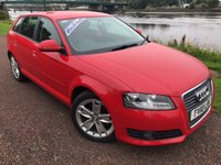 USED 2010 10 AUDI A3 1.6 TDI SPORT 5d 103 BHP ** EXCELLENT MPG **