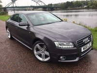 USED 2010 L AUDI A5 2.0 SPORTBACK TDI S LINE 5d 168 BHP **FULL HEATED LEATHER**