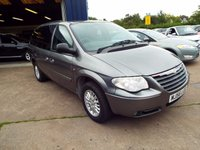 USED 2006 56 CHRYSLER GRAND VOYAGER 2.8 LX 5d AUTO 150 BHP SERVICE HISTORY