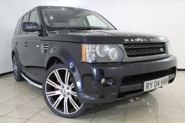 View our 2009 04 LAND ROVER RANGE ROVER SPORT 3.0 TDV6 HSE 5DR AUTOMATIC 245 BHP