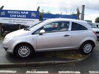 2010 VAUXHALL CORSA 1.0 S ECOFLEX 3d 64 BHP £3295.00