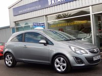 USED 2012 62 VAUXHALL CORSA 1.4 SXI A/C 3dr