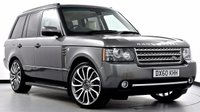 USED 2011 60 LAND ROVER RANGE ROVER 4.4 TD V8 Vogue SE 5dr Dual View TV, Hot/Cold Seats